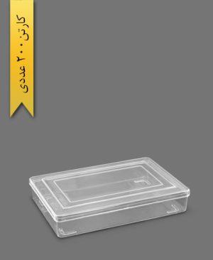 ظرف باقلوا - ظروف یکبار مصرف آذران ورق