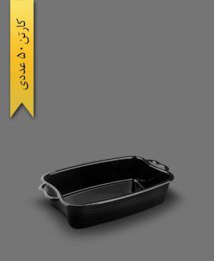 پیرکس الگانس 1500 مشکی - ظروف یکبار مصرف کوشا