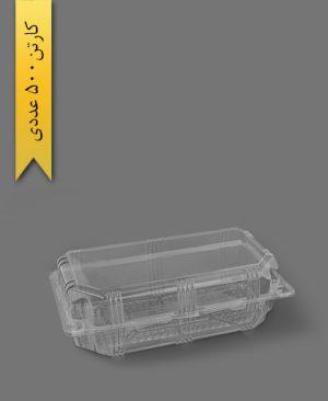 لانچ باکس بلند - ظروف یکبار مصرف تاب فرم