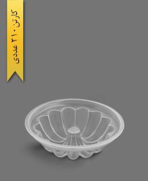 کاسه ژلهای 23 گرم - ظروف یکبار مصرف تاب فرم
