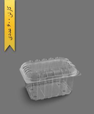 بری باکس 500 پانچدار - ظروف یکبار مصرف پارس پلاستیک