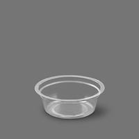 سسی کاپ 50cc شفاف – ام پی ( کارتن 1000 عددی )