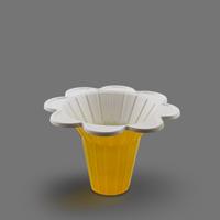 ظرف قیفی 150 – ام پی ( کارتن 1200 عددی )