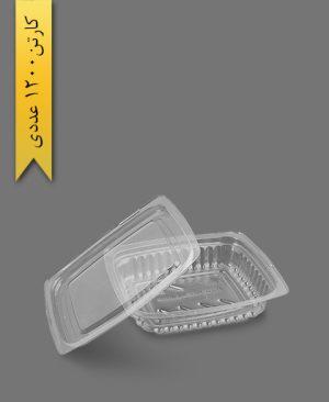 دلی 250 با درب- ظروف یکبار مصرف به ظرف