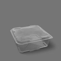 کیک باکس – پارس پلاستیک (کارتن 200 عددی)