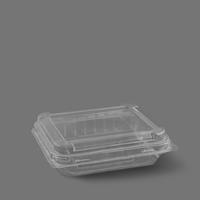 ظرف دسر چهارگوش – پارس پلاستیک (کارتن 400 عددی)
