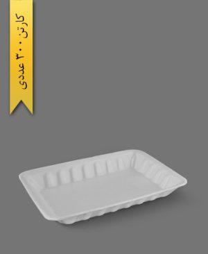 دیس فوم متوسط - ظروف یکبار مصرف ام جی
