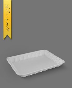 دیس فوم بزرگ - ظروف یکبار مصرف ام جی