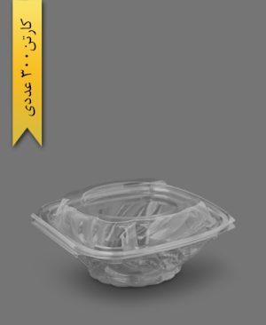 ظرف یاقوت کوتاه - ظروف یکبار مصرف پریما