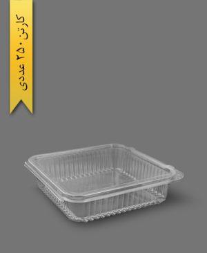 ظرف رویال تخت - ظروف یکبار مصرف پریما