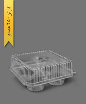 ظرف مافین - ظروف یکبار مصرف پریما