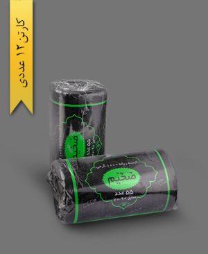 کیسه زباله رولی یک کیلویی - محصولات یکبار مصرف پایدار پلاستیک