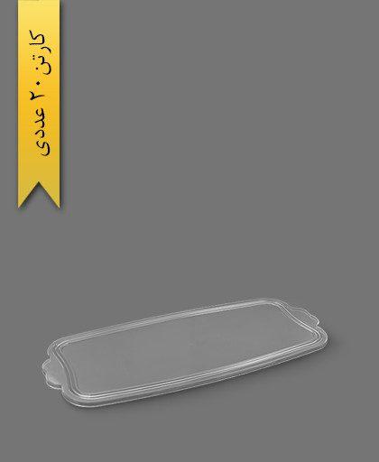 درب پیرکس الگانس ماهی و کباب - ظروف یکبار مصرف کوشا
