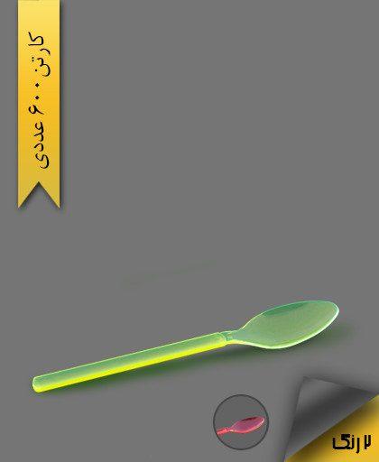 قاشق غذا خوری فسفری امپریال - ظروف یکبار مصرف کوشا