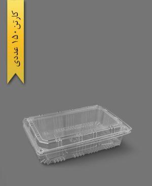 جعبه قنادی - ظروف یکبار مصرف پریما