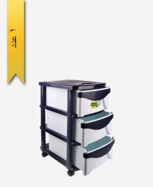 فایل کشویی 3 طبقه - زیبا سازان
