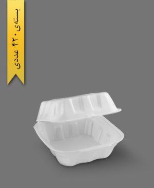 فوم همبرگری تهران - ظرف یکبار مصرف فوم پوششهای مصنوعی