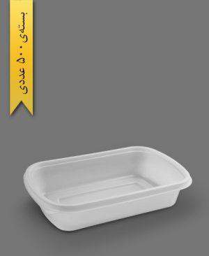 ظرف سفید تک پرس تهران - ظرف یکبار مصرف فوم پوششهای مصنوعی
