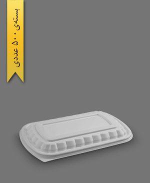 درب ظرف سفید تک پرس تهران - ظرف یکبار مصرف فوم پوششهای مصنوعی