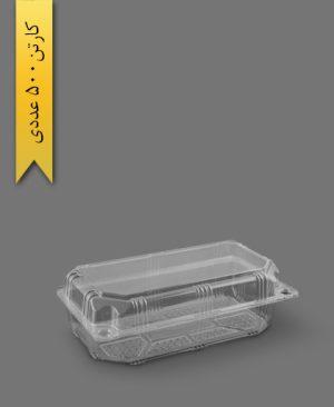 لانچ باکس بلند اکونومی - ظروف یکبار مصرف تاب فرم
