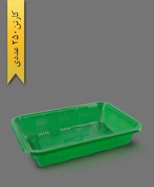 دیس گود رنگی - ظروف یکبار مصرف پریما