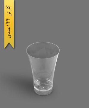 لیوان 380cc نایس شفاف - ظروف یکبار مصرف کوشا