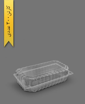 ایر باکس بلند - ظروف یکبار مصرف پارس پلاستیک