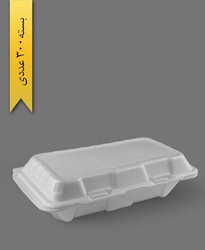فوم دو پرس - ظرف یکبار مصرف هارمونیک